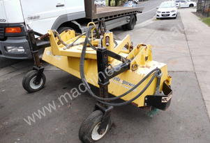 3PL 2000mm hydrapower broom , hydraulic angle