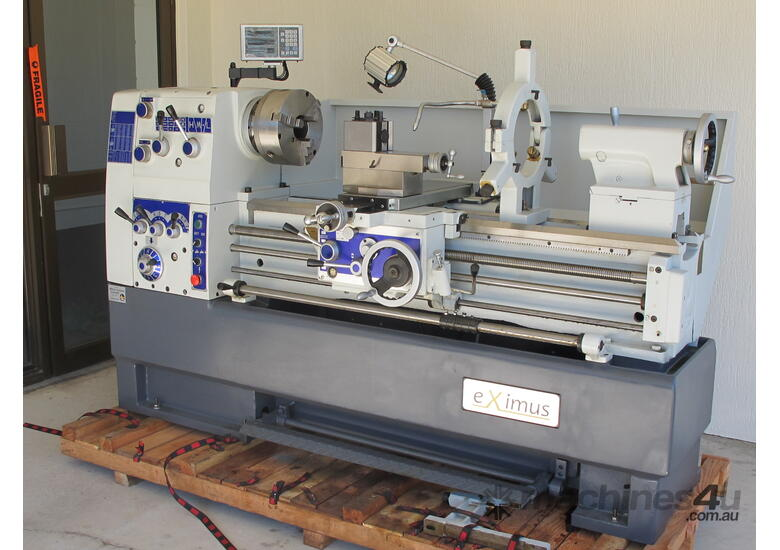 � 530mm Swing Centre Lathe, 58mm Spindle Bore, up to 1.7m BC