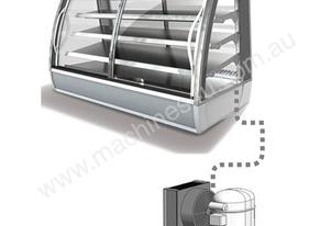 FPG 3CA08-CU-SD-R 3000 Series Controlled Ambient Remote Sliding Door Food Cabinet - 800mm