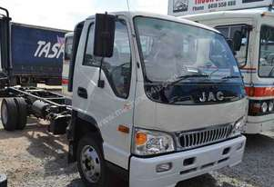 SCOOP PURCHASE BRAND NEW JAC J 75 CAB CHASSIS