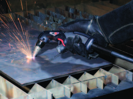 HYPERTHERM Powermax 85 Handheld Plasma Cutter - picture10' - Click to enlarge