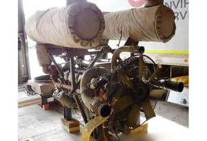 MAN D2842le Engine Engine Parts