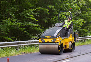 Bomag BW120AD-5 - Steered Tandem Rollers