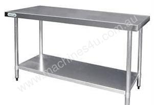 Stainless Steel Prep Table - T377 Vogue 1500mm