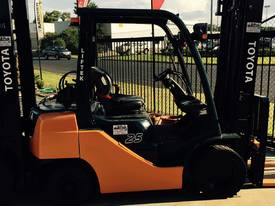 HYSTER, TCM, NISSAN  TOYOTA 8 SERIES 32-8FG25 - picture0' - Click to enlarge