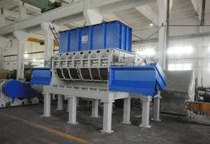Zerma Shredders for TYRE RECYCLING - HEAVY DUTY