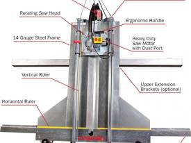 Panel Pro Vertical Panel Saw (1270mm Crosscut) - picture2' - Click to enlarge