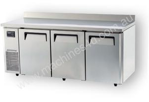 Turbo Air KWF18-3 Work Top Side Prep Table Freezer