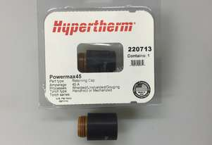 NEW Hypertherm 45A  RETAINING CAP  #220713