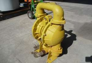 VERSA-MATIC 2INCH DIAPHRAGM PUMP/ AIR DRIVEN