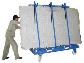 A Frame Trolley 1.85m Stationary 4000kg Eye 3000kg  - picture2' - Click to enlarge