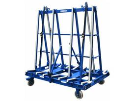 A Frame Trolley 1.85m Stationary 4000kg Eye 3000kg  - picture0' - Click to enlarge