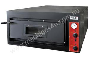 EP-1-1 Germany's Black Panther Pizza Deck Oven