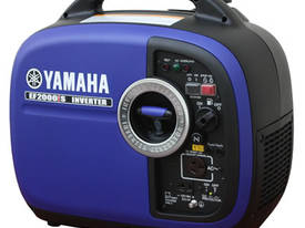 Yamaha Inverter Generator  - picture0' - Click to enlarge