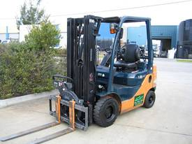 TOYOTA 1.8t Container mast with Rotator - picture1' - Click to enlarge