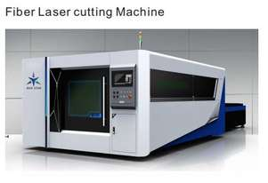 Han Star Fiber Laser Cutting from Stimatic