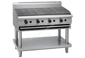Waldorf 800 Series CH8120G-LS - 1200mm Gas Chargrill `` Leg Stand