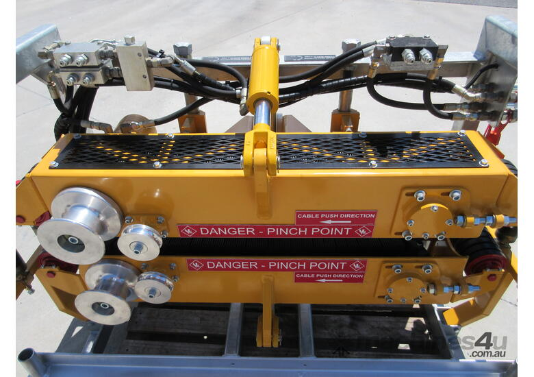 REDMOND GARY  Cable Pusher - 20kN Side Mount