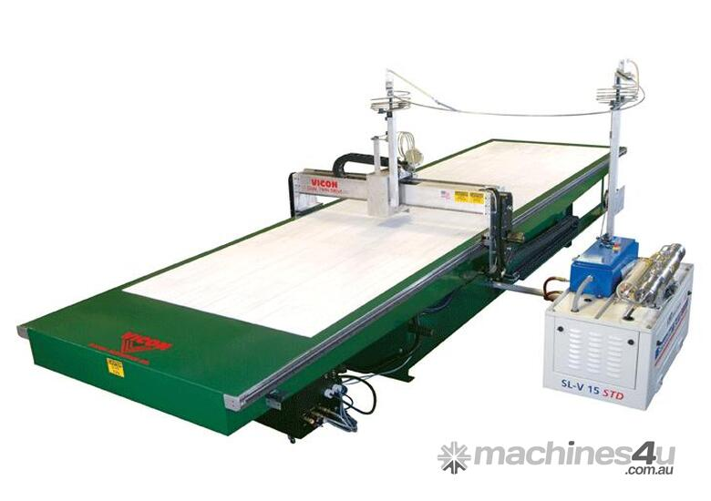 VICON Vi-Stream Waterjet