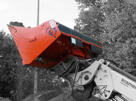 ROTAR 2000 S SEGREGATOR LOADER BUCKET (10-12T) - picture4' - Click to enlarge