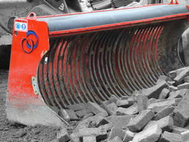 ROTAR 2000 S SEGREGATOR LOADER BUCKET (10-12T) - picture5' - Click to enlarge