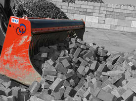ROTAR 2000 S SEGREGATOR LOADER BUCKET (10-12T) - picture0' - Click to enlarge