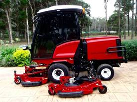 2014 Toro Groundsmaster 4010-D Ride on lawn mower