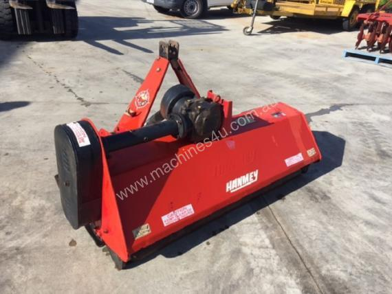 Used 2012 Hanmey MULCHER Forestry Mulcher in Wangara, WA Price: $2,750