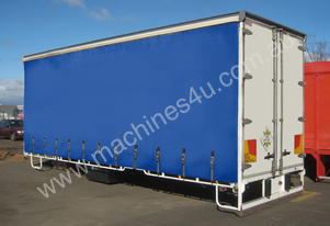 All Truck 12 Pallet Curtainsider Body