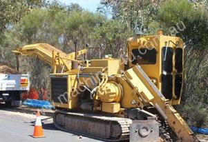 VERMEER T555DT TRACKED TRENCHER