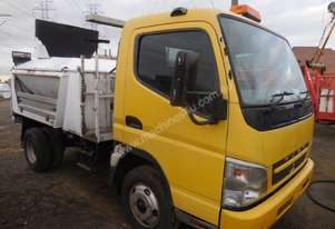 Mitsubishi Canter c/w Paveline Flocon Unit
