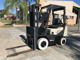 CROWN CS2OSC-2 FORKLIFT