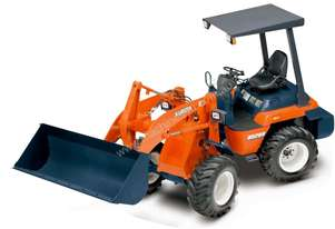 Kubota R420s wheel loaders