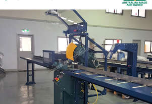 Fully Automatic Steel Saws, 9m Auto Feed and Cut