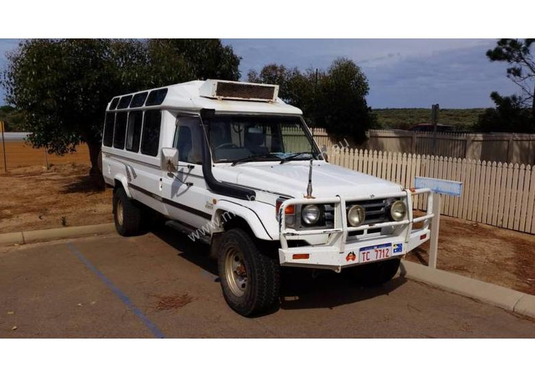 Perfect 2003 Toyota LandCruiser Arkana