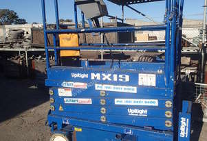 Upright 5.8m Electric Scissorlift