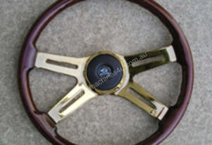 Vip   STEERING WHEELS  39GOLD