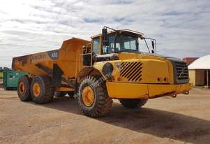Volvo A35D Articulated Off Highway Truck