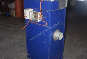 Reverse Pulse FILTER BOX Mobile dust extractor ext