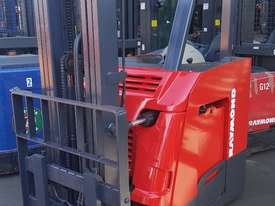 Raymond Electric Stand Up forklift Truck 6375mm Lift 2013 model  - picture0' - Click to enlarge