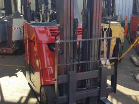 Raymond Electric Stand Up forklift Truck 6375mm Lift 2013 model  - picture1' - Click to enlarge