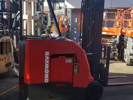 Raymond Electric Stand Up forklift Truck 6375mm Lift 2013 model  - picture2' - Click to enlarge