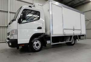 Fuso Canter Refrigerated Truck