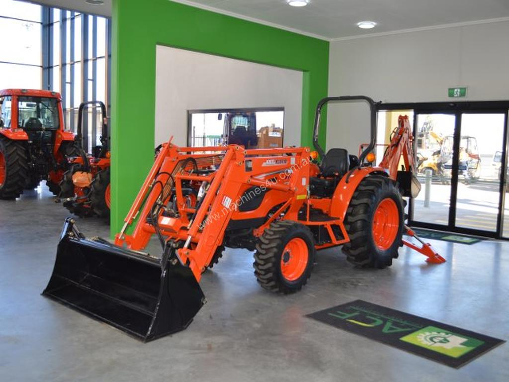 New 2017 kioti DK5310 Tractor With Front End Loader in
