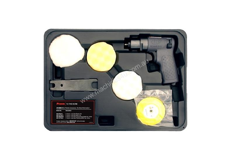 """Ingersoll Rand 314A Air Angle Polisher Lightweight 2500 RPM 7/"""" Pad"""