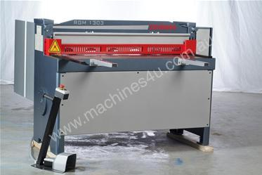 MS Series Mechanical Guillotine