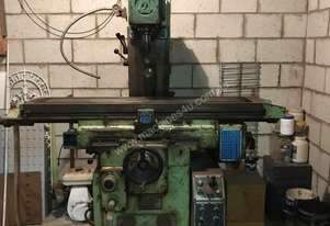 Milling Machine 3 phase in excellent working order