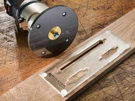 Rockler Picture-Hanging Keyhole Template - picture1' - Click to enlarge