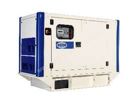FG Wilson 88kva Diesel Generator - picture4' - Click to enlarge