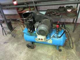 Air Compressor Portable 3 phase 4Hp Falcon SIP  - picture0' - Click to enlarge
